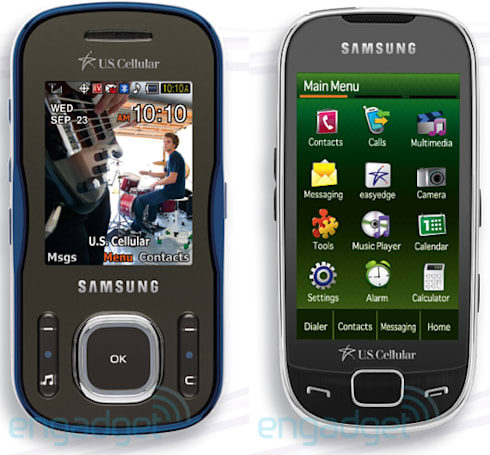 Samsung Trill and Caliber coming to US Cellular