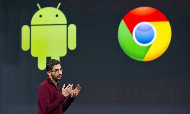 Google I/O schedule leaks info on Android apps for Chrome OS