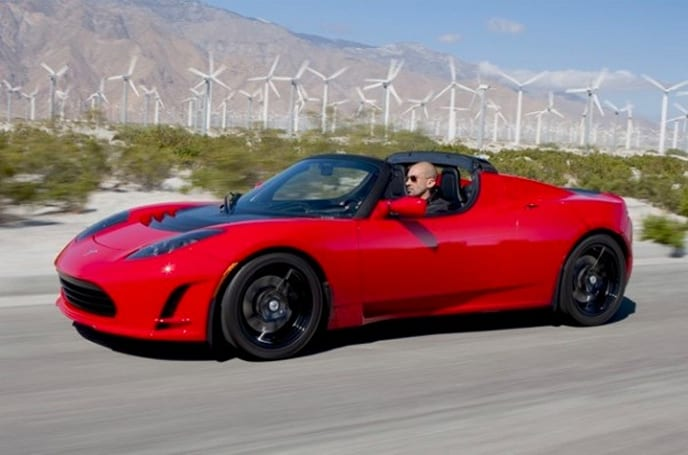 Tesla Roadster 2.5 gets 119 MPGe rating from EPA, still as expensive as ever (updated)