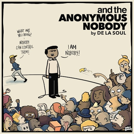 De La Soul releases crowdfunded 'and the Anonymous Nobody' album