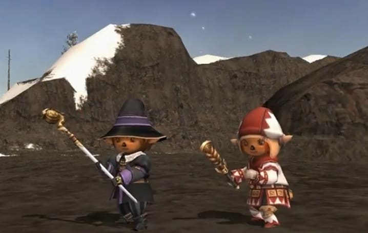 Final Fantasy XI brings in equipment sets and flexible skirmishes