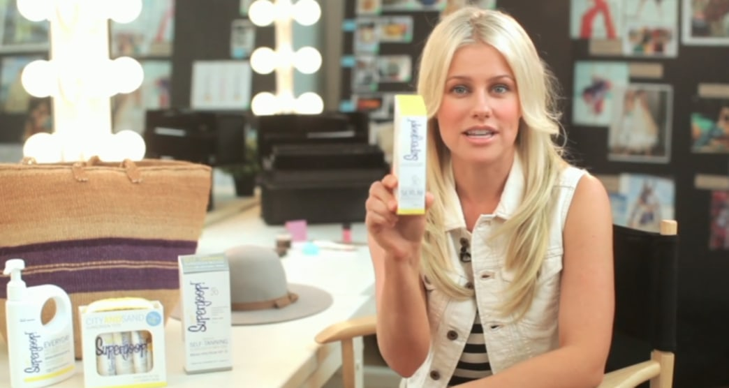 Shop this look: The sunscreen everyone's buzzing about