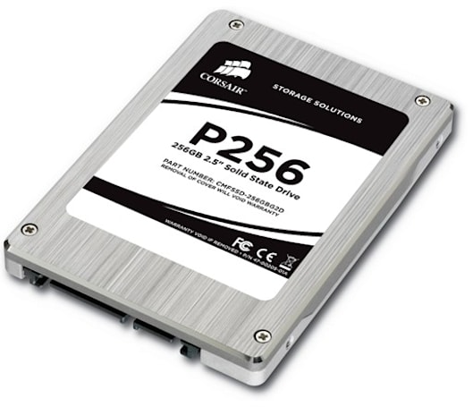 Corsair's blistering P256 SSD reviewed: look out, X25-M