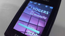 Rogers launches its first HSDPA handset, the Samsung A706