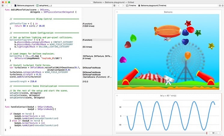 Apple's Swift programming language has been in the works for 4 years