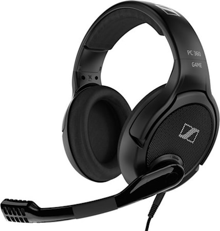 Sennheiser expands gaming headset line, brings the top-shelf PC 360 Stateside