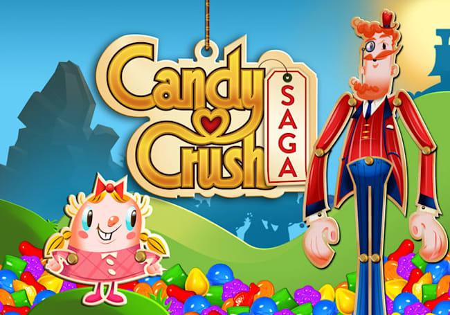 Apple bombarded with candy-themed games in protest at the word 'candy' being trademarked