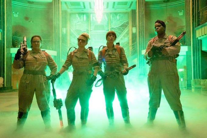 'Ghostbusters' reboot trailer is here