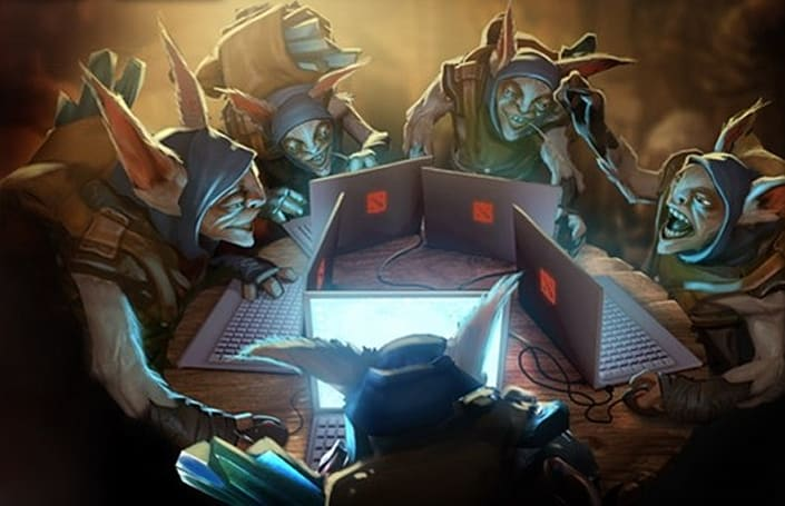 Dota 2 First Blood update brings LAN support and GLaDOS