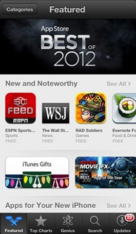 Apple's App Store beats competition according to ABI