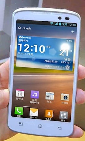 LG starts Optimus LTE Ice Cream Sandwich rollout on two Korean carriers