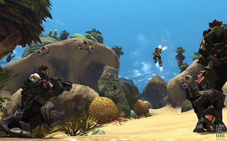 Red 5 Studios to suspend Firefall PvP, wants to 'get it right'