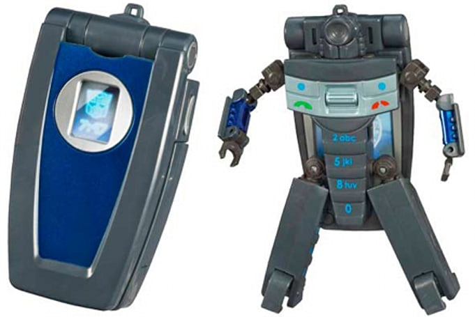 Hasbro unveils Real Gear Transformers based on real life gadgets