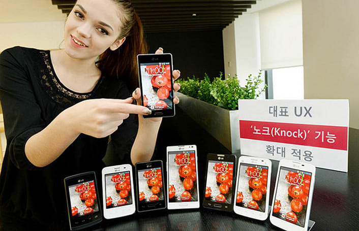 LG makes Knock a standard feature, update coming for L Series II models