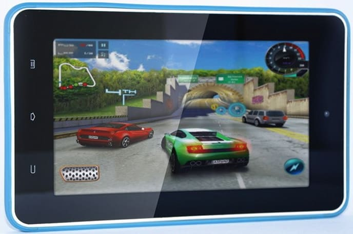 Karuma's PlayBase tablet doesn't mind doing it for the kids
