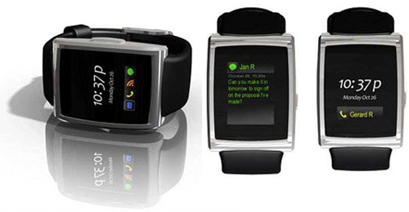inPulse Smartwatch for BlackBerry up for pre-order, ships in February 2010
