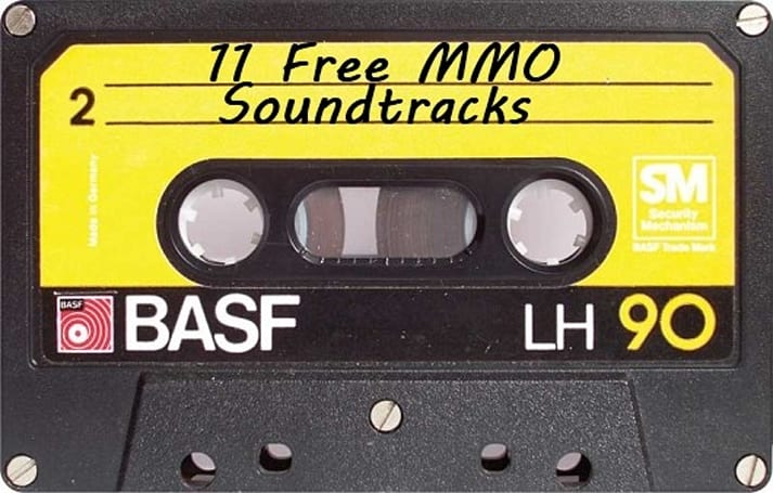 Jukebox Heroes: Eleven MMO soundtracks you can get for free