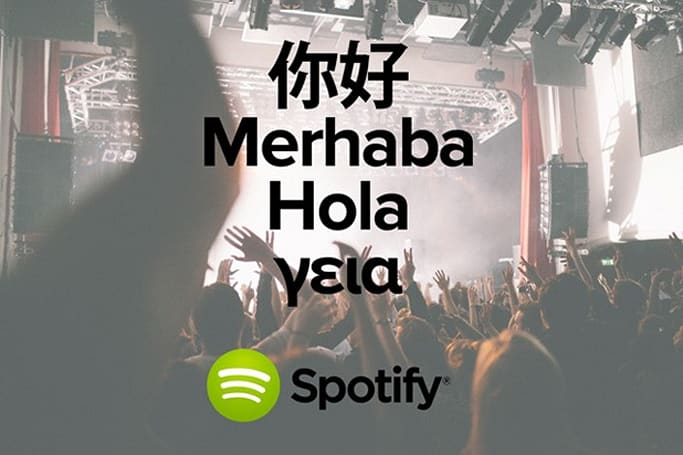 Spotify bops to Taiwan, Turkey, Greece and Argentina today