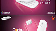 Samsung not done with Corby line yet, working on Folder model next