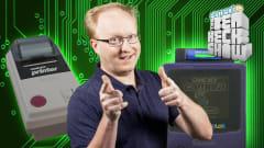 Ben Heck's reverse-engineered Game Boy Printer