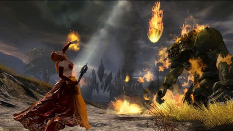James Phinney discusses Guild Wars 2 classes, events, and combat at Comic-Con