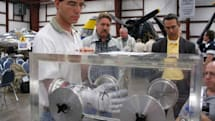 NASA competition finds a better space glove