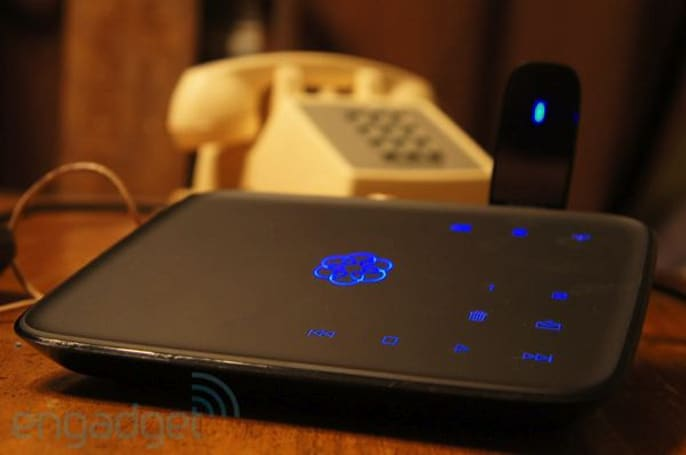 Ooma Telo and Telo Air wireless adapter hands-on
