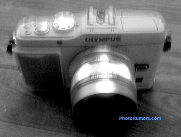 Is this the Olympus E-P3?