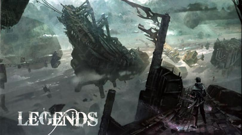 Exhibit B, Q or X: 'Legends' concept art from canceled Pandemic project