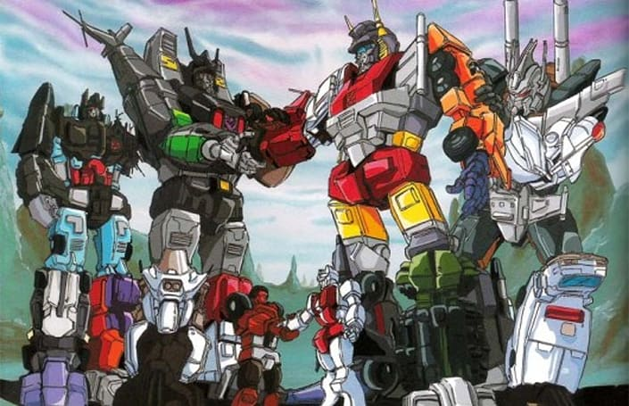 Ask Massively: Massively is one of those multiple-robot Transformers edition