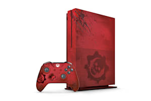 Behold the 'Gears of War 4' custom Xbox One S
