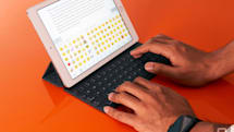 iPad Pro's Smart Keyboard is available in your local language