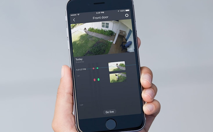 Nest makes finding security camera highlights easier
