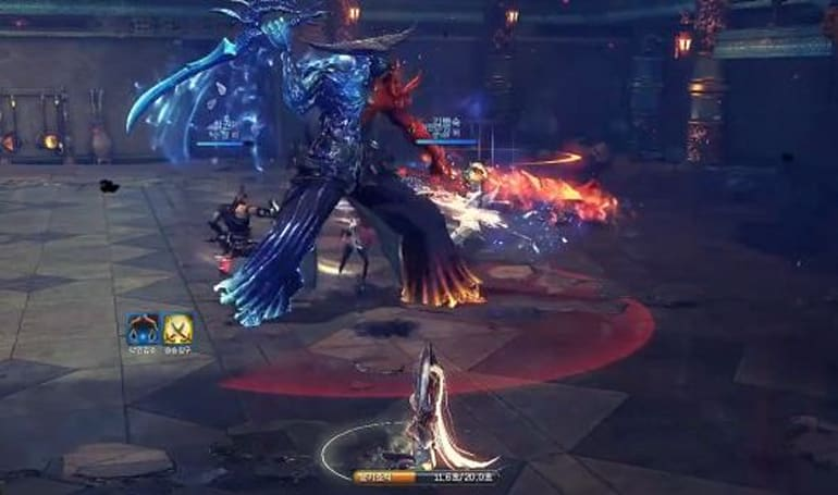 A look at the current endgame for Blade & Soul