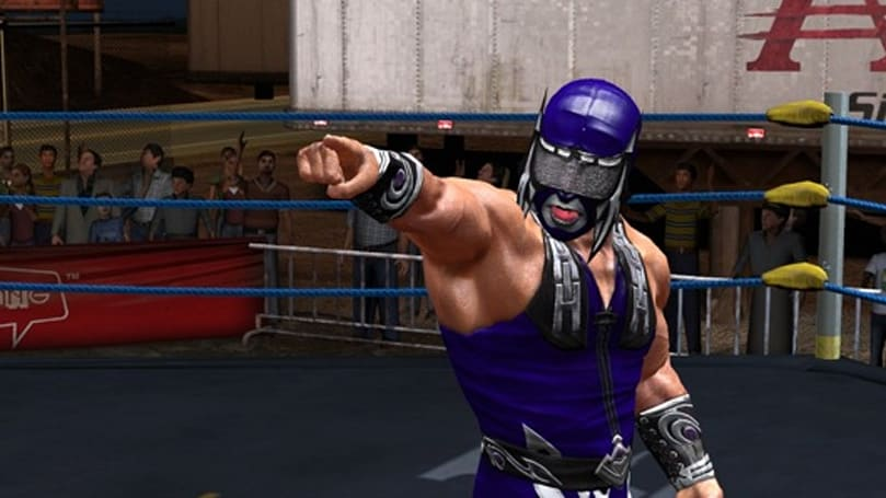 Lucha Libre delayed, new release date pinned down in October