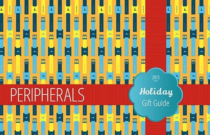 Engadget's Holiday Gift Guide 2013: Peripherals