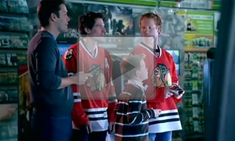 ESRB enlists hockey players to attempt punny PSA