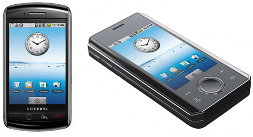 Dedicated Android partner SciPhone brings N19, N21 to market