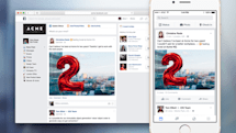 Facebook at Work tackles office communication with familiar tools
