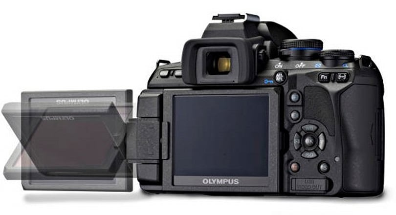 Olympus' E-620 raises the bar for entry-level DSLRs
