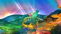 'Bastion' studio's third game, 'Pyre,' prepares to party in 2017