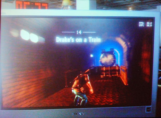 Seen@PAX: The Uncharted 2 chapter title that should have been