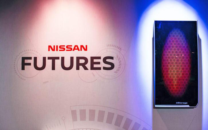 Nissan's xStorage is its take on Tesla's Powerwall battery