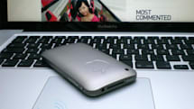 iPhone 3GS mod ditches plastic cover in favor of titanium vestment (updated)