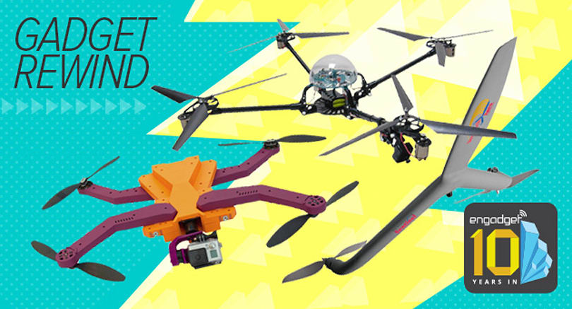 Tracing the origins of the multirotor drone, for business and pleasure