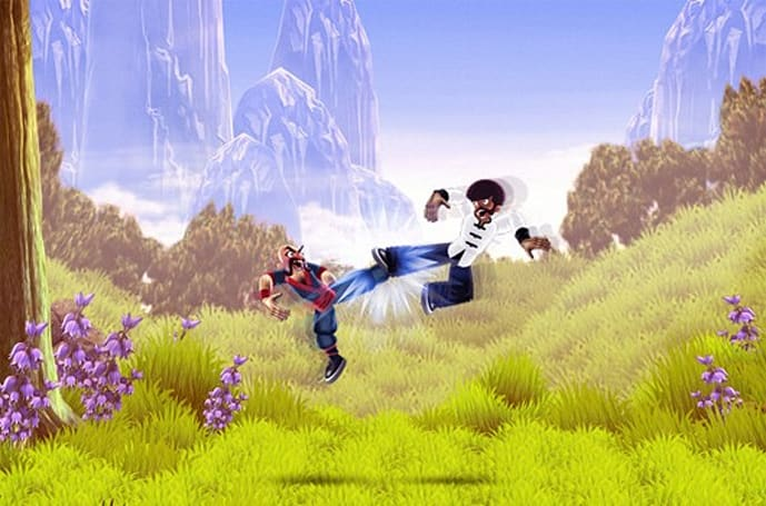 Rag Doll Kung-Fu entering the iOS arena, courtesy of ex-Lionhead devs