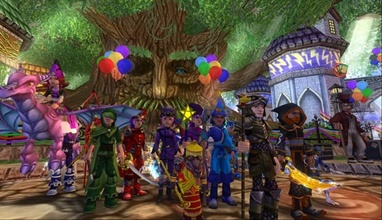 Wizard101 celebrates its second anniversary