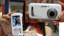 K-Touch's 8 megapixel C280 cameraphone flaunts Canon image processing