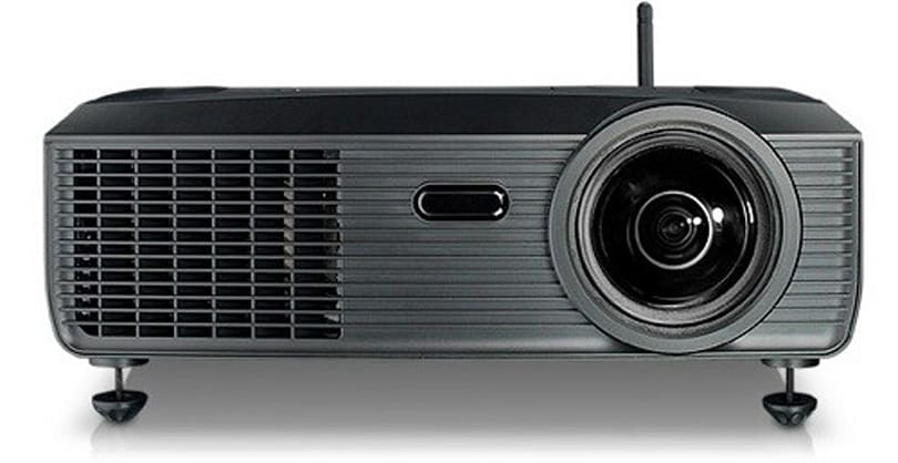Dell debuts wireless, 3D-capable S300w short-throw projector
