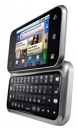 Motorola Backflip now official, Cliq promised Android 2.1 and Droid Flash 10.1